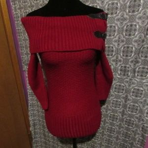 Candies Party/Cocktail Sweater Dress